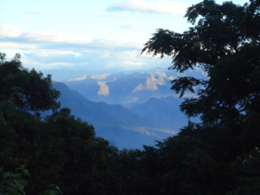 Andean Mountains